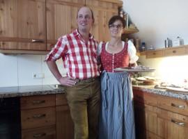 """Fattorie aperte durante la festa """"Aufwart'n am Weissensee"""""""