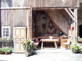 Casa tradizionale di Weissensee
