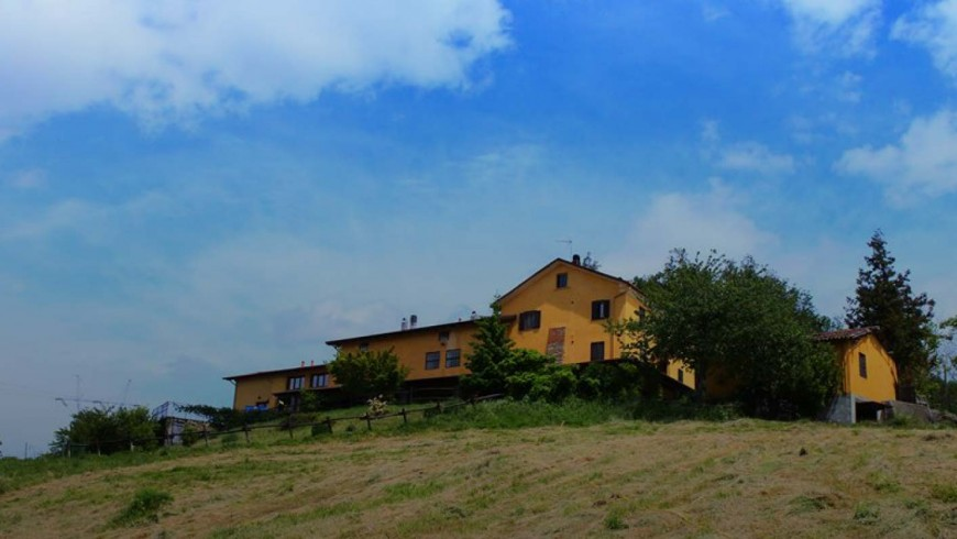 Agriturismo biologico tra le colline di Monferrato