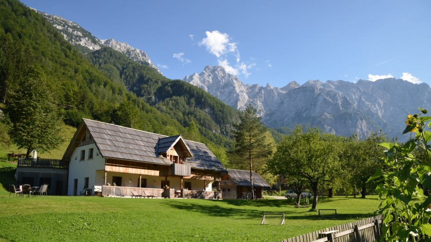 Una notte in fienile per una vacanza con i bambini in Slovenia davvero indimenticabile