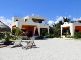 La tua spiaggia privata in Messico