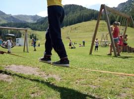 Parco giochi gratuito a Valbona, Moena