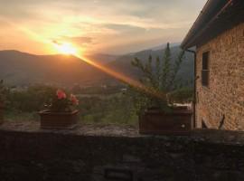 La Fontaccia, agriturismo eco-sostenibile tra le colline di Firenze