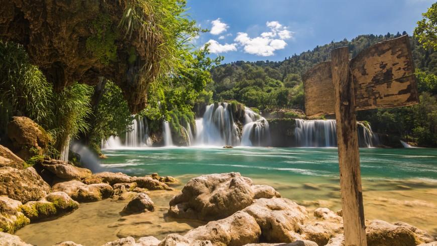 Croacia Krka Parque