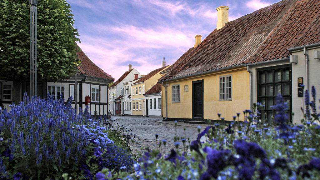 Fionia e Odense
