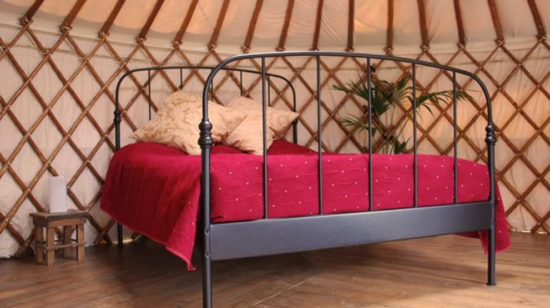 Cloud House Farm Yurt Eco-glamping