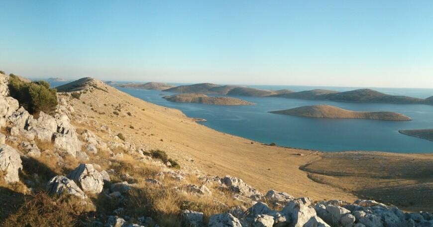 Croacia Coronadas Islas