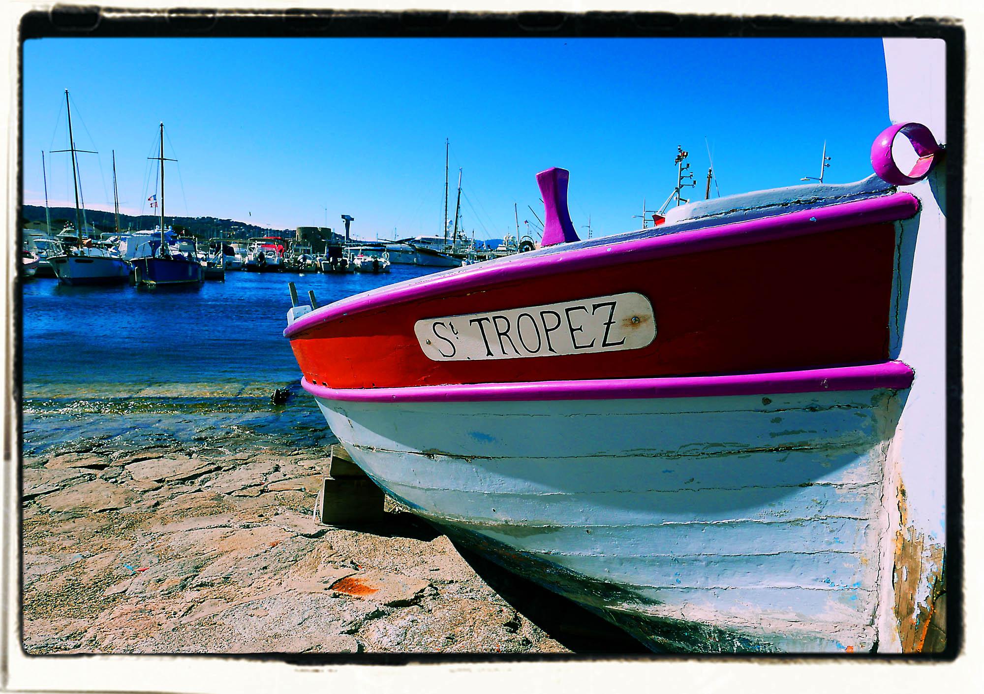 Saint Tropez, Costa Azzurra