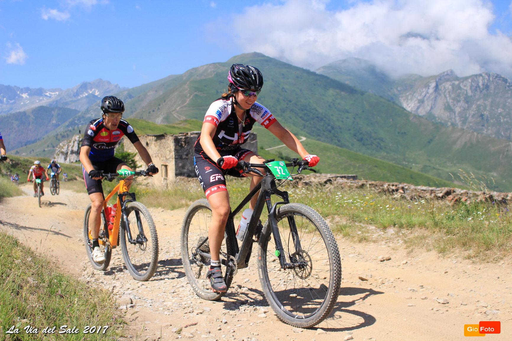 Competition on E-bike, Limone Piemonte