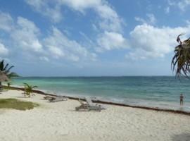 spiaggia e hotel off grid in Messico