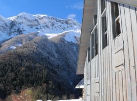 Mystic Marmot, chalet off-grid in Francia