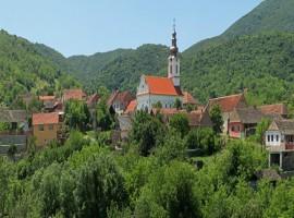 Itinerario nella cittadina di Vršac, Serbia