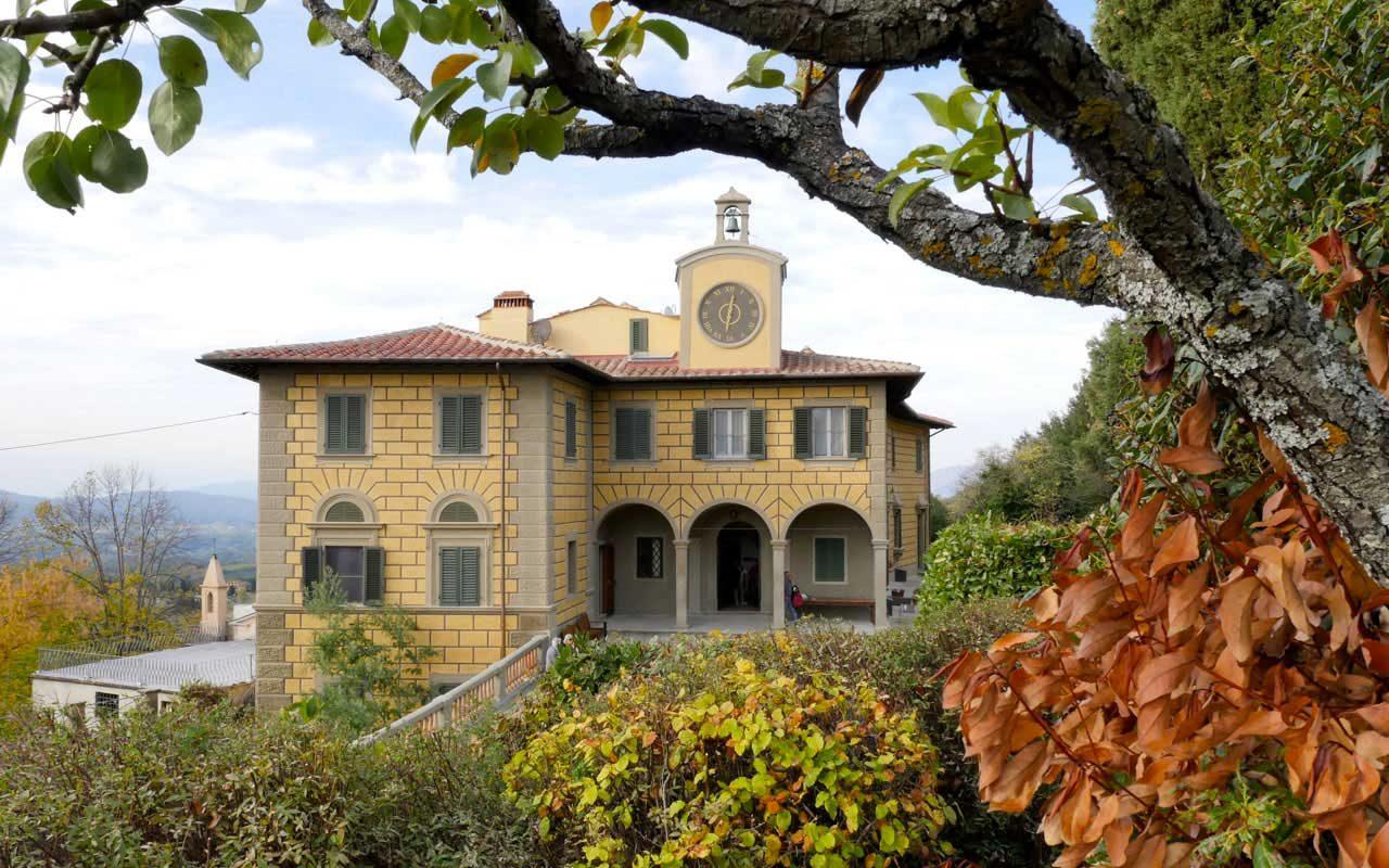 Casa Cares in Toscana