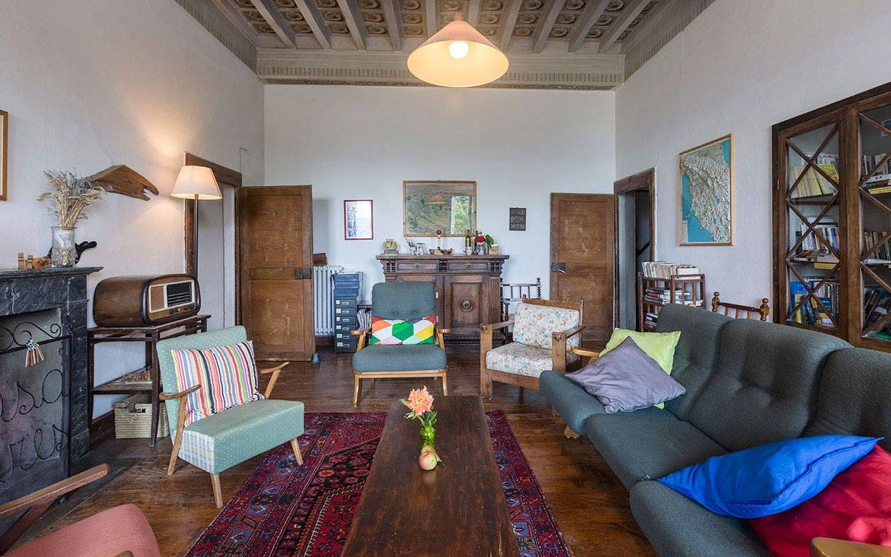 Casa Cares in Toscana, ritiro yoga