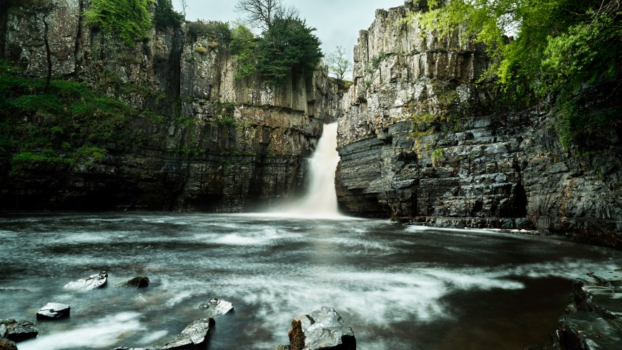 High Force Waterfall, Regno Unito
