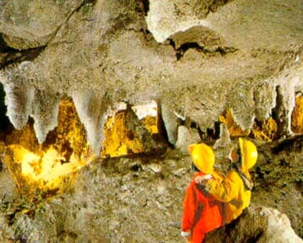 Grotte di Onferno, Rimini