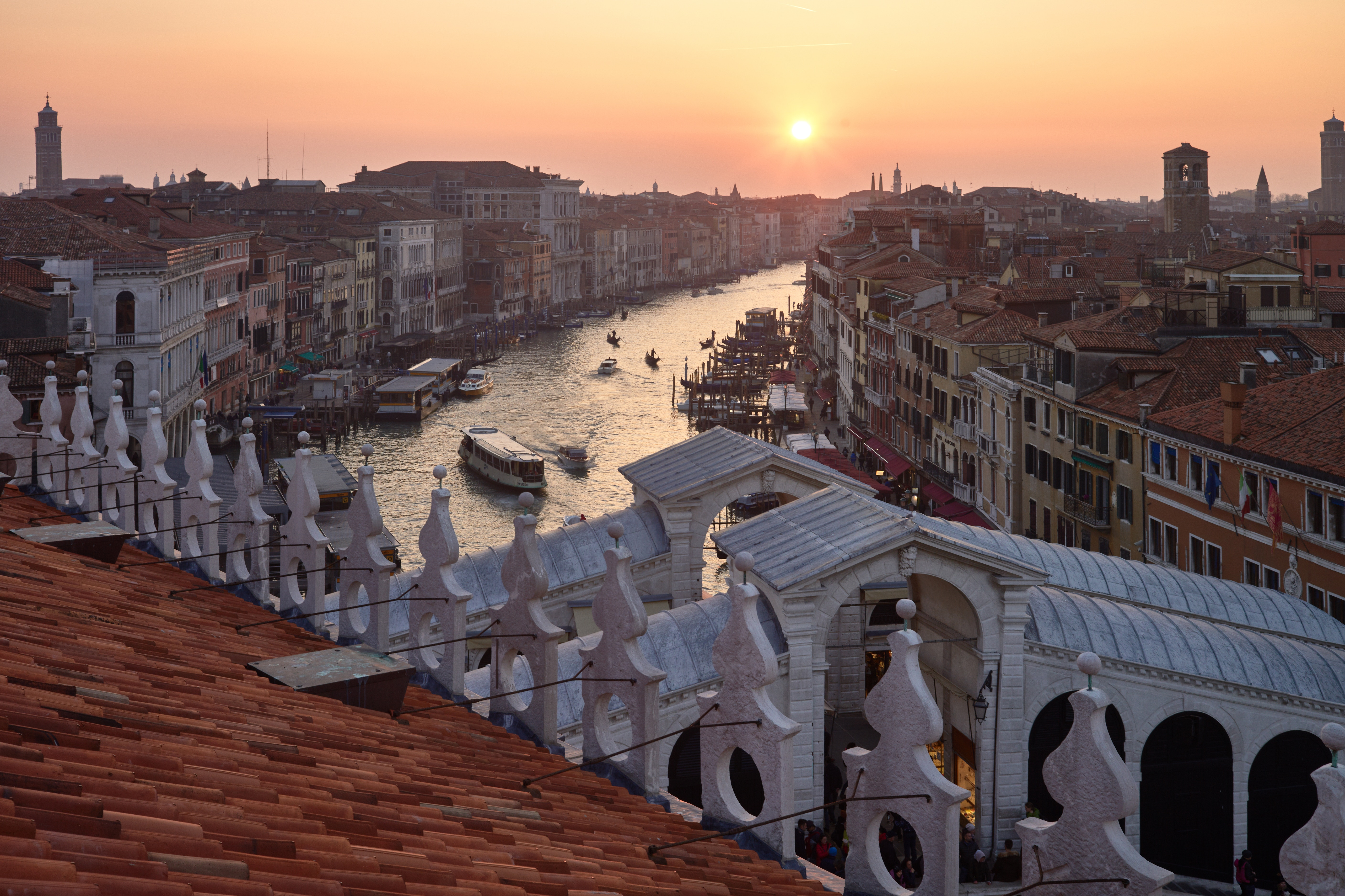 Discovering Italy by train: Venice