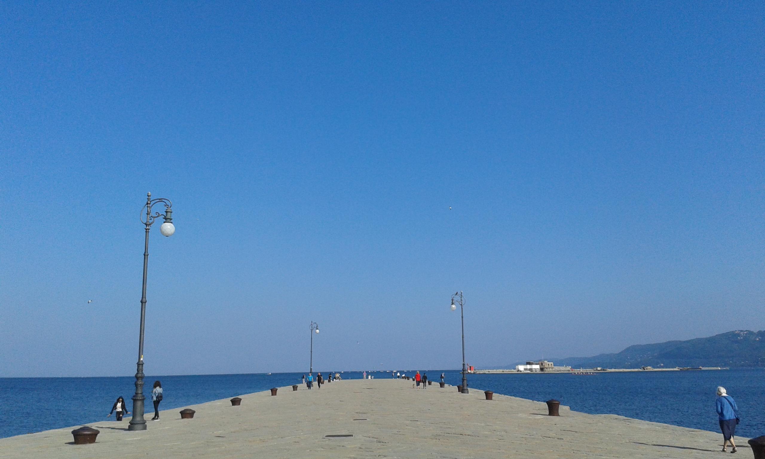 Molo Audace di Trieste, sulle tracce della bora