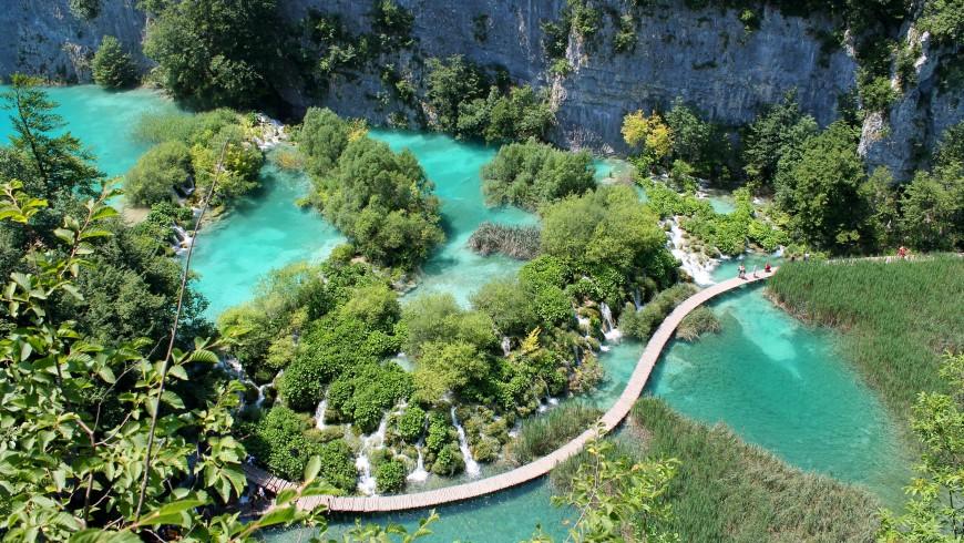 Croacia Plitvice Parque