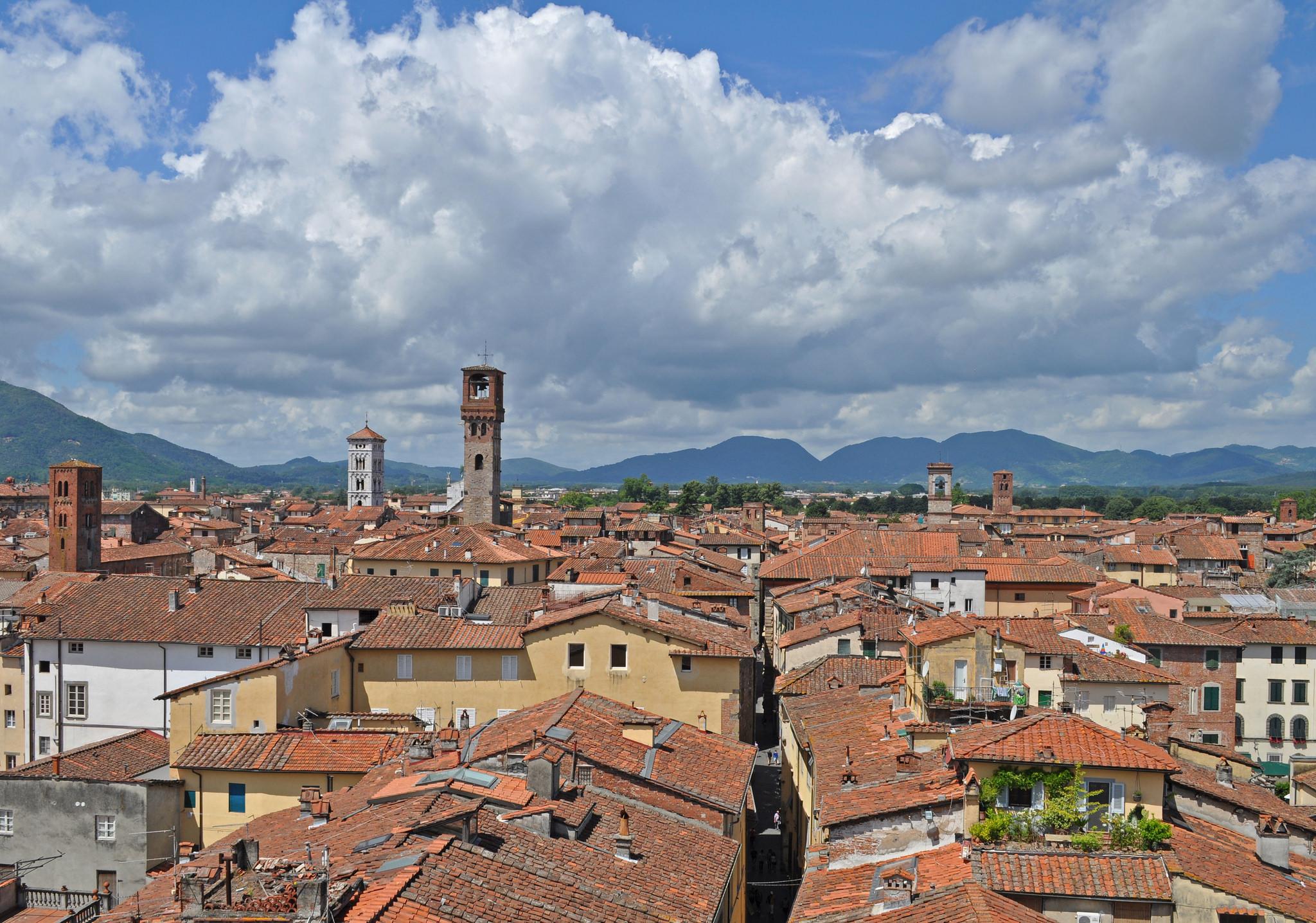 Lucca, Toscana nascosta