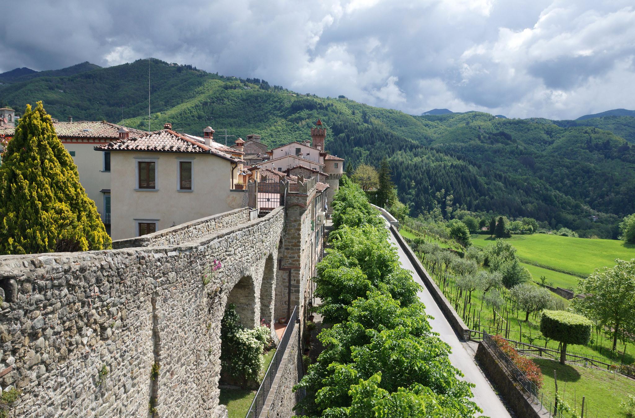 Castiglione di Garfagnana in Toscana
