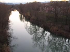 Savio Fiume Romagna
