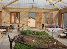 Ecovillaggio in India
