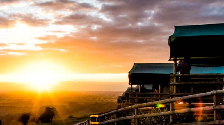 Digital detox a Livingstone Lodge