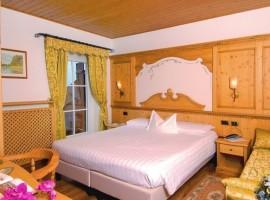 Le camere confortevoli e curate dell'hotel Monza