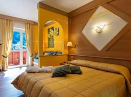 Stanze accoglienti e confortevoli all'hotel La Serenella