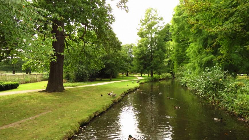 Londra Green Parco