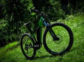 E-bike a Moena
