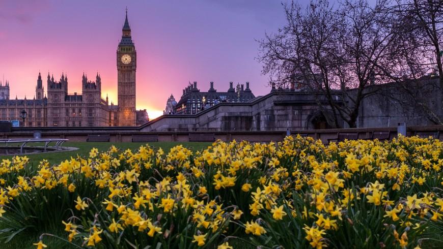 Londra Parchi Green