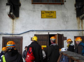 miniere di cogne edifici