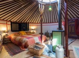 Yurta Ecosostenibilità Green