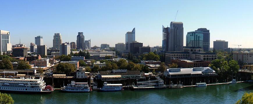 Sacramento, California, una delle città più verdi al mondo