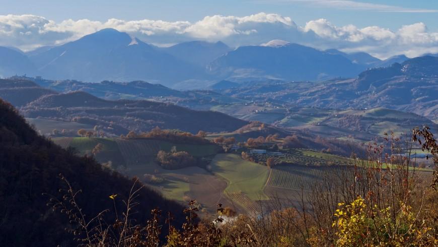 Tra i Monti Sibillini