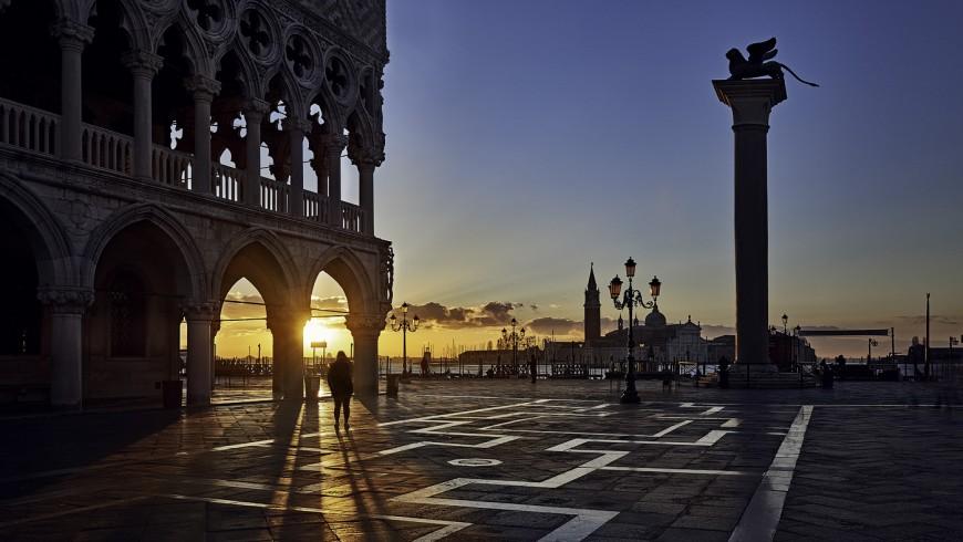Venezia - foto di Nico Ruffato via Flickr- Venezia green