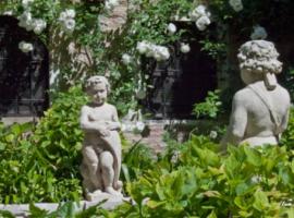 Giardini segreti tra le calli