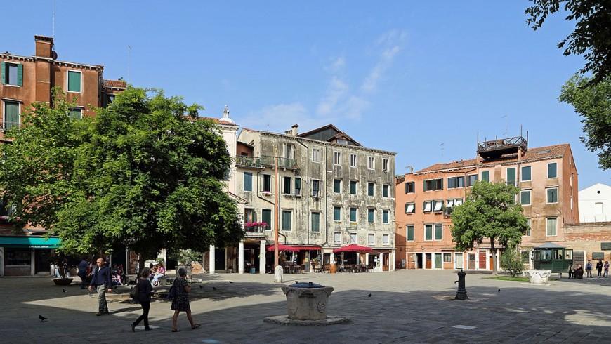 Campo del Ghetto Nuovo, Venezia