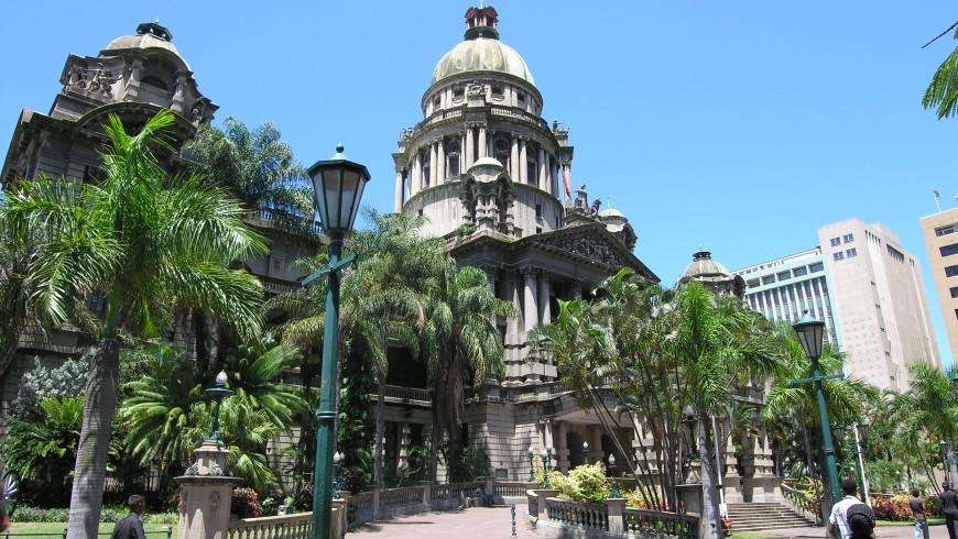 Durban, Sudafrica, una delle città più verdi al mondo