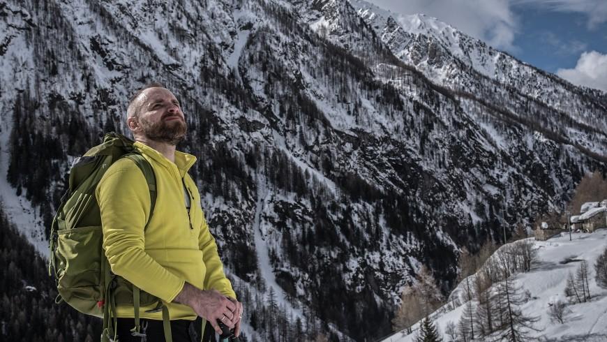 Luca Barone vincitore di #ViaggiaScattaVinci
