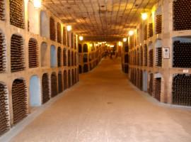Gallerie Sotterranee di Milestii Micii- turismo del vino