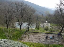 Panta Rei, Agriturismo biologico, eco-ospitalità