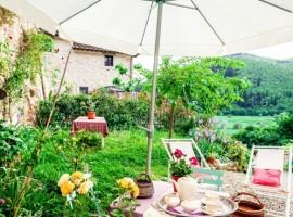 Podere montisi, Firenze, vivere green