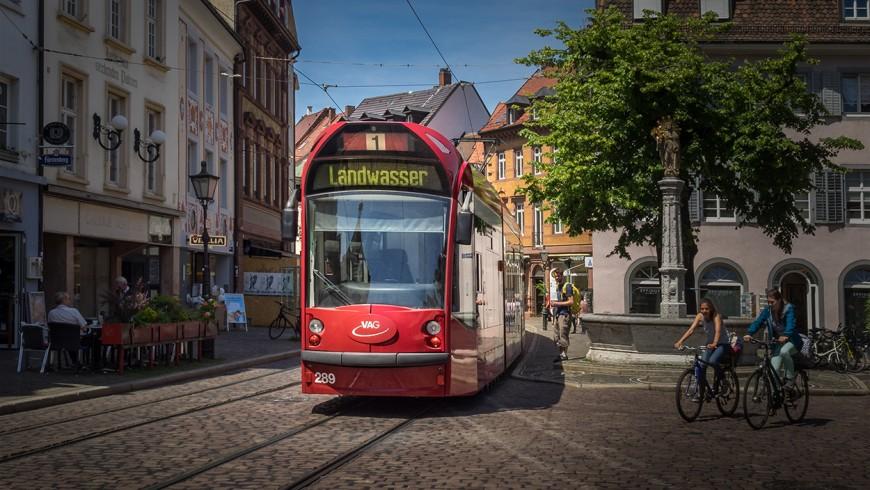 Mobilità a Friburgo - foto di Thomas Meinersmann via Flickr