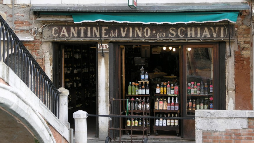 Un bacaro a Venezia