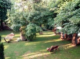 Il giardino de La Martellina, bnb eco-friendly sull'Arno