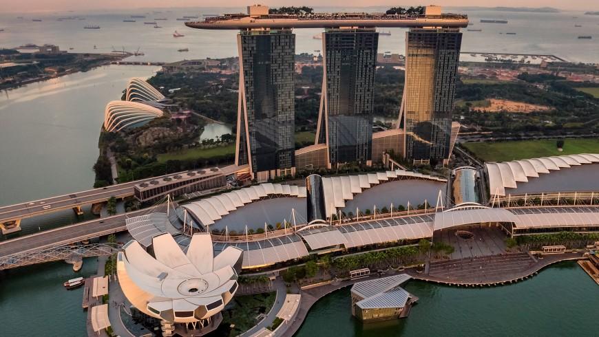Singapore, una delle città più verdi al mondo