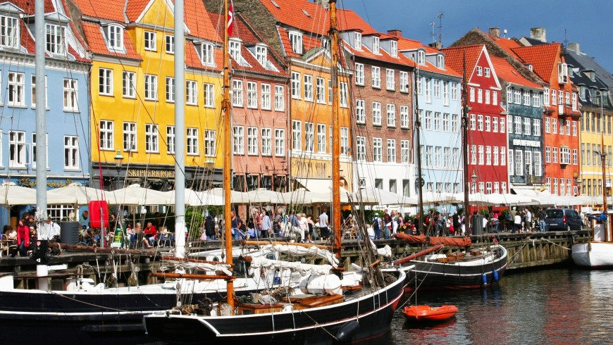 viaggiare in Danimarca